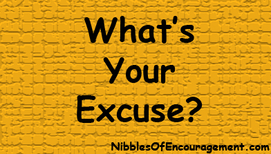 Weight Loss Excuses